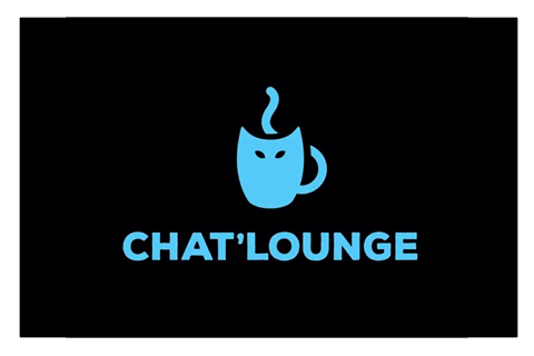 TCH'IN - partenaire officiel : Le Chat Lounge