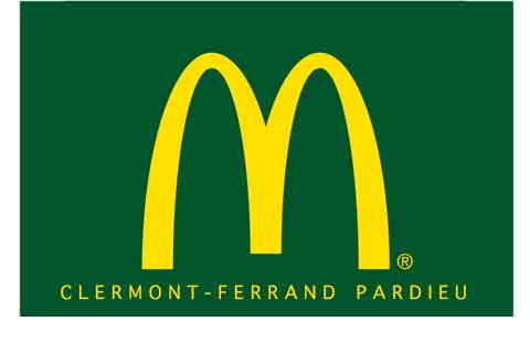 TCH'IN - partenaire officiel : McDonald's La Pardieu