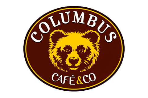 TCH'IN - partenaire officiel : Columbus Café