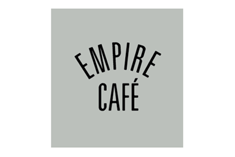 TCH'IN - partenaire officiel : Empire Café