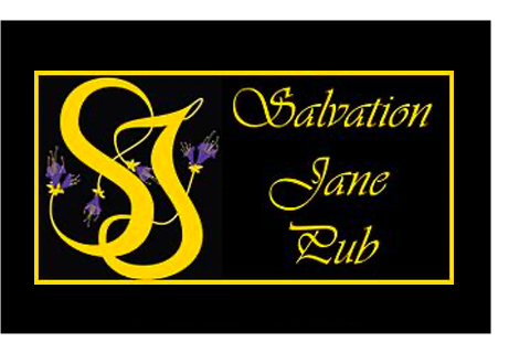 TCH'IN - partenaire officiel : The Salvation Jane Pub