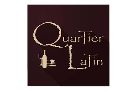 TCH'IN - partenaire officiel : Le Quartier Latin